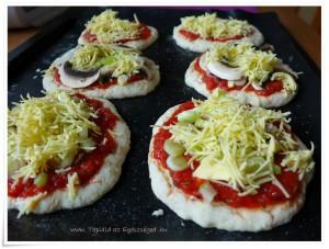 ÉteltársításGluténmentes, vegán pizza 2-0011
